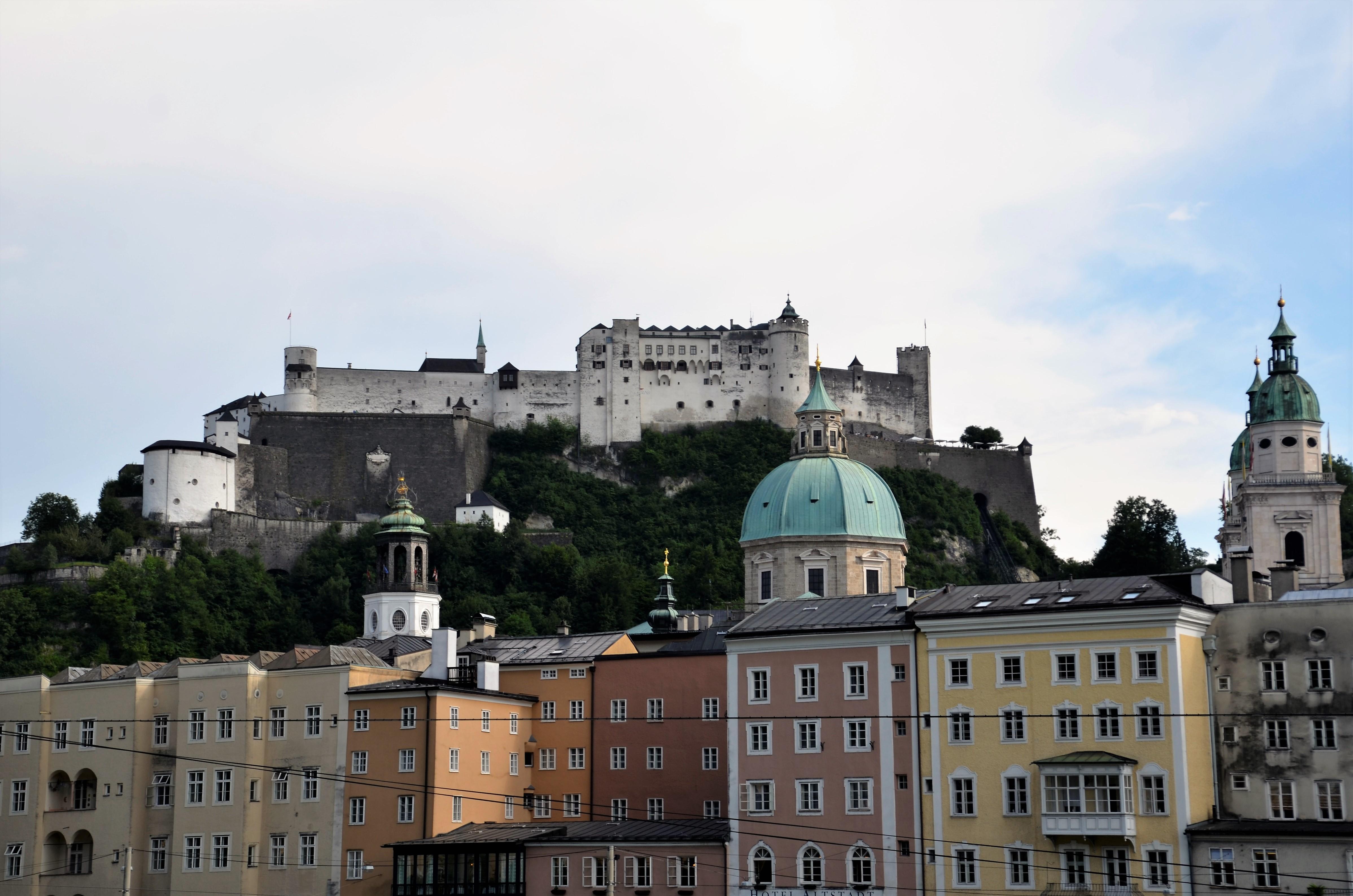 Salzburg Travelblog