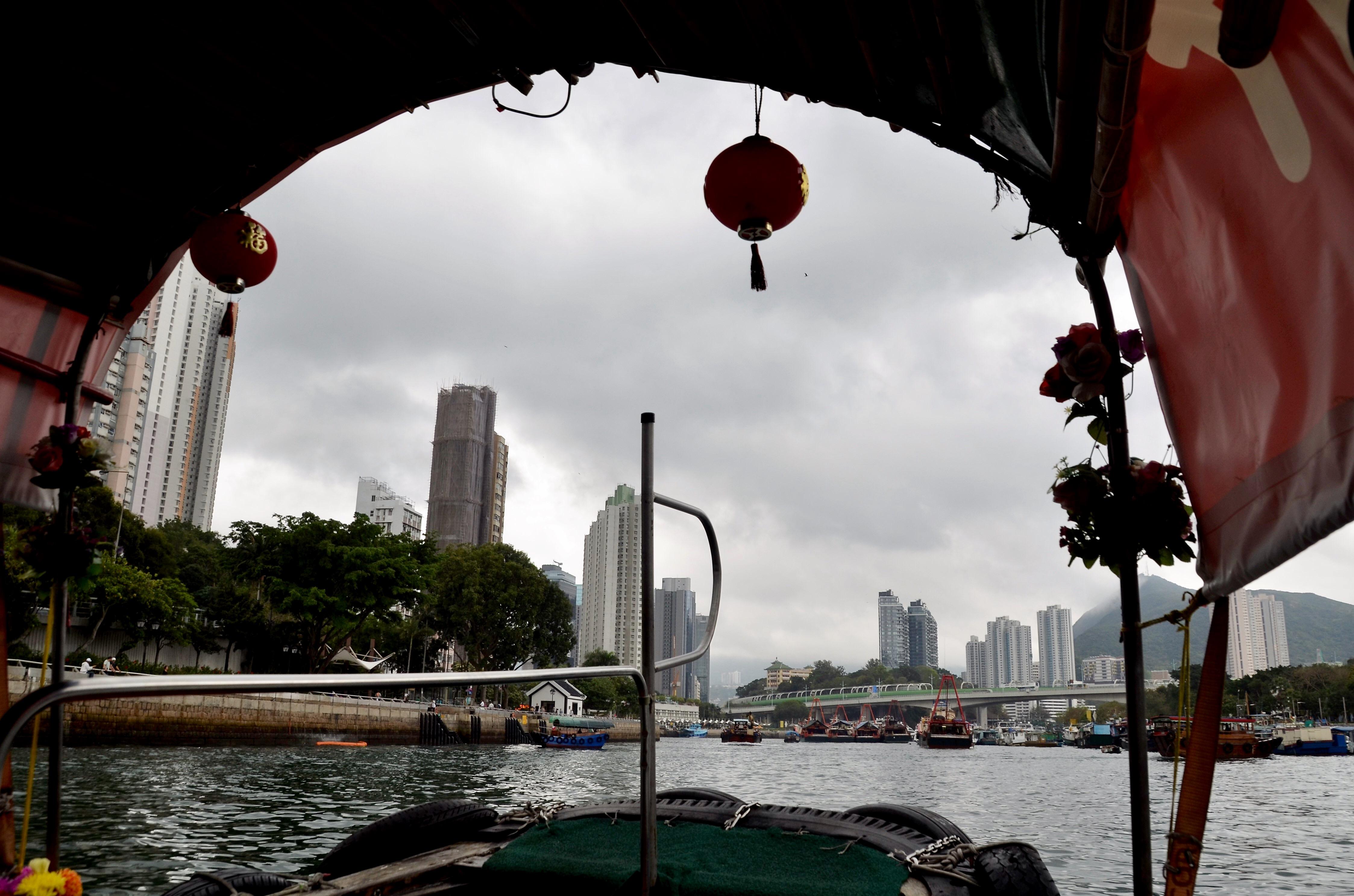 Aberdeen Urlaubsreise Hongkong