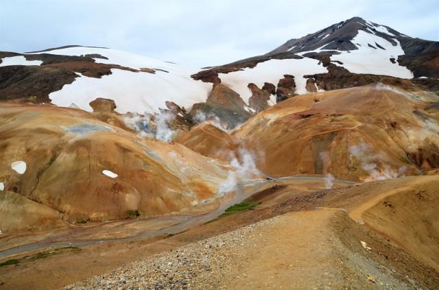 Urlaubsreise Island Kerlingarfjöll