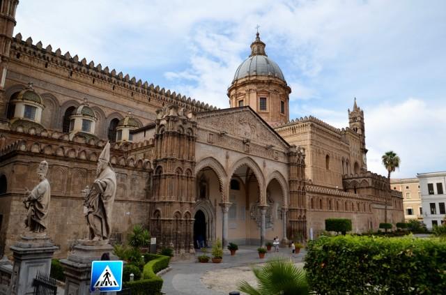 Kathedrale Palermo