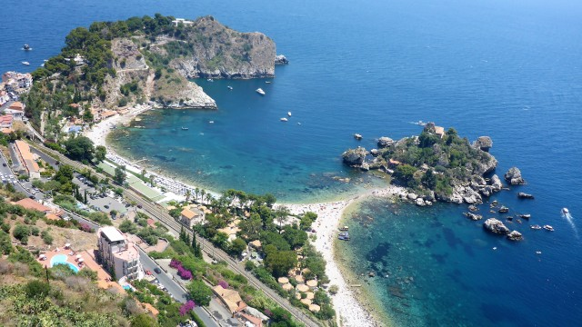Urlaub Taormina
