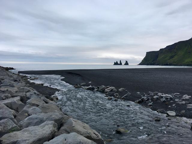 Urlaubsreise Island