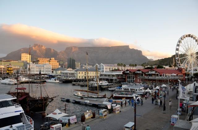 Urlaubsreise Kapstadt