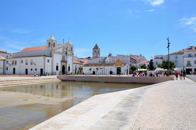 Urlaubsreise Algarve