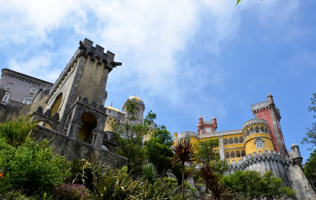Palacio de Peña Sintra