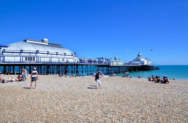 Sehenswürdigkeiten von Eastbourne