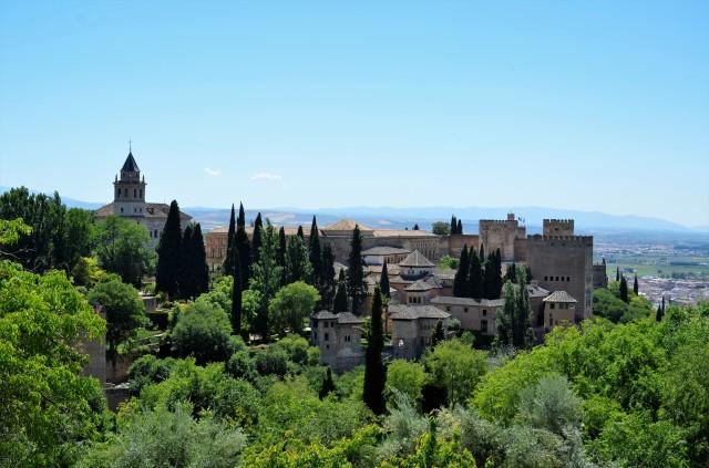 Sehenswürdigkeiten Granada Alhambra